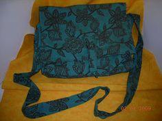 Rad Linc Crafts: Easy To Sew Messenger Bag