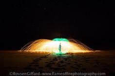 #Light #Painting by #Rovsen Giffard on #500px www.flameoffirephotography
