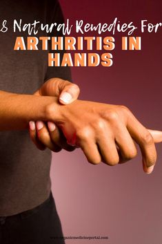 Arthritis occurs when joint cartilage wears away. When this happens, the bones rub against each other. Yes, this is as painful as it sounds. 27 million Americans suffer from arthritis. Natural Remedies For Arthritis, Arthritis Treatment, Natural Health Remedies, Natural Cures, Natural Life, Natural Medicine, Herbal Medicine, Arthritis Hands, Arthritis Diet