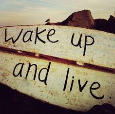 Turn it Up Tuesday: Wake Up Playlist