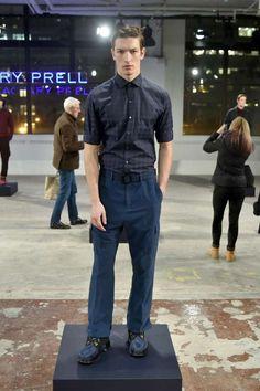 Male Fashion Trends: Zachary Prell Fall-Winter 2017 - New York Fashion Week Men's