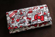 Hello kitty wallet shared by Desi on We Heart It Air Max 360, Hello Kitty Purse, Hello Kitty Themes, My Lil Pony, Handmade Wallets, Hello Kitty Wallpaper, Jack Skellington, Cool Cats, Kitten