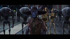 Clone Wars Cad Bane & the Separatists Boba Fett, Cad Bane, Star Wars Bounty Hunter, Star Wars Characters, Fictional Characters, Star Wars Baby, Star Wars Clone Wars, Science Fiction, Sci Fi