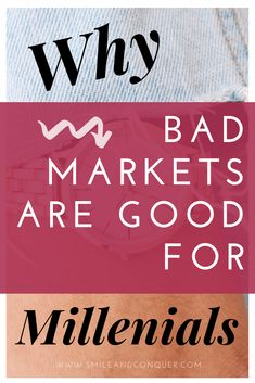 Investment Advice for Millennials: Why Down Markets are your Gold Ticket – Finance tips for small business Investment Portfolio, Investment Advice, Tax Refund, Managing Your Money, Investing Money, Stock Investing, Frugal Tips, Budgeting Tips, Money Saving Tips