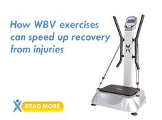 How WBV exercises can speed up recovery from injuries - Hypervibe UK Whole Body Vibration, Health And Wellness, Health Fitness, Research Studies, Rebounding, Fitness Goals, Muscles, Recovery, Helpful Hints