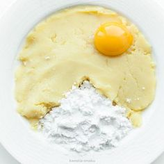 Kluski śląskie - proporcje składników