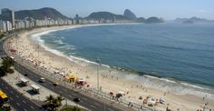 Copacabana (Photo: ©Ricardo Zerrener/RioTur)