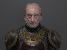 Character Art. Tywin Lannister fan art, Jay Clark on ArtStation at https://www.artstation.com/artwork/qNAr2