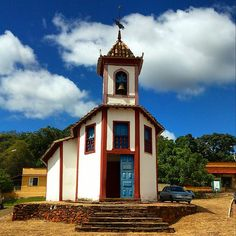 Igreja Nossa Senhora do Ó- Sabará-MG
