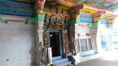 Tamilnadu Tourism: Tiruvarangulam Haratirthesvara Temple, Pudukottai