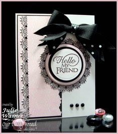 Hello FS319 by justwritedesigns - Cards and Paper Crafts at Splitcoaststampers