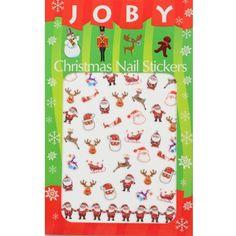 Nail Sticker / Nail Art - Holiday Collection -Christmas  #NailArtAccessories
