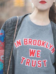 #jumper #brooklyn #fashion #moda #casual