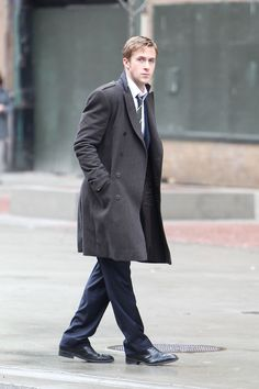 """George Clooney and Ryan Gosling Film """"The Ides of March"""""""