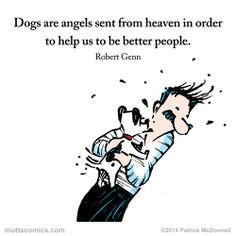 Shop comic strip prints, apparel, stationery, pet toys and more based on Patrick McDonnell's award-winning comic strip. Plus - EVERY purchase helps animals! I Love Dogs, Puppy Love, Cute Dogs, Animals And Pets, Cute Animals, Mutts Comics, Quotes Thoughts, Dog Rules, Animal Quotes