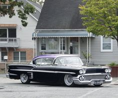 Oldsmobile, black, vehicle, curves, transportation, wheels, cool ride, photograph, photo
