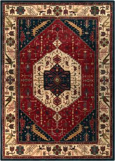 Synonymous with its name, each individual rug found within the Ancient Treasures…