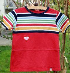 Frühjahrskur: Shirt vergrößern – Aus zwei mach eins.