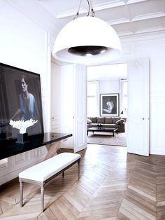 paris apartment | gilles and boissier