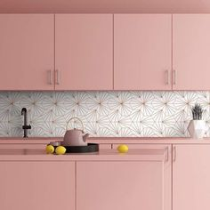 Idealna kuchnia od Salte (@idealna_kuchnia) • Instagram fotoğrafları ve videoları Small Apartments, Decoration, Home Organization, Future House, Color Schemes, Tiles, Kitchen Cabinets, Flooring, Instagram