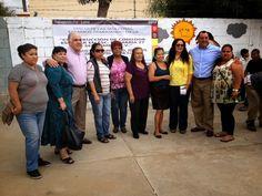 NOTILIBRE TIJUANA, por la libertad de informar.: ARRANCAN CONSTRUCCIÓN DE COMEDOR COMUNITARIO  EN  ...