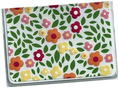 Card Case  Liberty Grove Floral  Mini Wallet by rabbitholeonline, $4.25