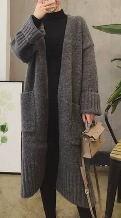 Winter Fashion Outfits, Autumn Winter Fashion, Fall Outfits, Looks Street Style, Looks Style, Cute Casual Outfits, Modest Outfits, Muslim Fashion, Modest Fashion