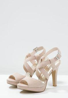 Pier One - sandały beżowe, rozm. 39, cena: 229 zł