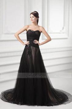 A-Linie Raffiniertes Brautkleid mit Herz-Ausschnitt