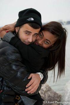 Hispanic Man Dating Black Woman