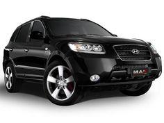 Отзывы о Hyundai Santa Fe (Хендай Санта Фе)