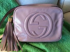Gucci Soho Disco Nude Cross Body Bag. Get the trendiest Cross Body Bag of the season! The Gucci Soho Disco Nude Cross Body Bag is a top 10 member favorite on Tradesy. Save on yours before they are sold out!
