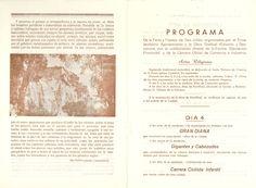"""San Julián 1951 Programa de la Feria y Fiestas de San Julián de 1951, celebradas del 4 al 8 de septiembre Incluye un artículo de Luis Martínez Kleiser titulado """"Lo típico de Cuenca"""""""