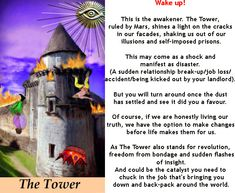 What Are Tarot Cards? Made up of no less than seventy-eight cards, each deck of Tarot cards are all the same. Tarot cards come in all sizes with all types The Tower Tarot Card, The Tower Tarot Meaning, Tarot Cards Major Arcana, What Are Tarot Cards, Tarot Significado, Tarot Astrology, Tarot Card Meanings, Tarot Readers, Tarot Spreads