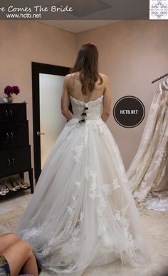 Beautiful Wedding Dress at Here Comes the Bride in San Diego California Beautiful Wedding Dresses