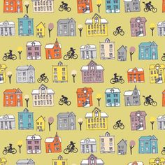 From the Ride Collection by Julia Rothman for Windham Fabrics