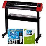 24-Inch USCutter LaserPoint II Vinyl Cutter - Design & Contour Cut w/VinylMaster Cut