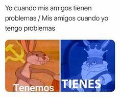 Funny Spanish Memes, Spanish Humor, Funny Relatable Memes, Wtf Funny, Best Memes, Dankest Memes, Irish Jokes, Witty One Liners, Jokes For Kids