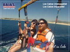 Visit #LosCabos, #Unstoppable! Visita #LosCabos, #Imparable!