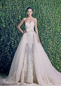 Zuhair Murad Fall 2014 Bridal collection