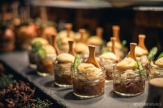 Spice of Life Catering at the Vermont Wedding Affair: Petite BBQ Pulled Pork Shepherd's Pie Pulled Pork, Vermont, Affair, Catering, Bbq, Spices, Wedding, Life, Ideas