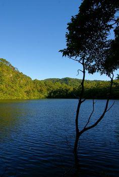 山居の池 新潟県の島で日本海側最大の島、佐渡の見所を集めました。