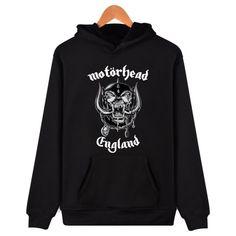 Motorhead Hoodie