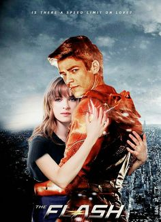 SNOWBARRY poster ~ Barry Allen and Caitlin Snow #TheFlash #Barry&Cait