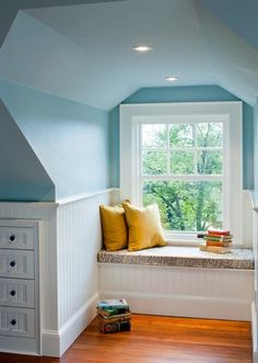 30 Most Beautiful Reading Nooks. Cape Cod BedroomAttic ...