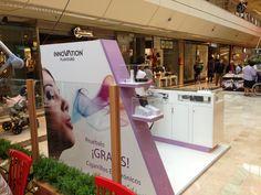 C.C. Innovation flavours España (10 fotos) Fotos de algunos puntos de venta que tenemos en diferentes Centro Comerciales.