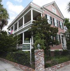 The Sights Of Historic Charleston Ashley Inn A Sc Bed And Breakfast