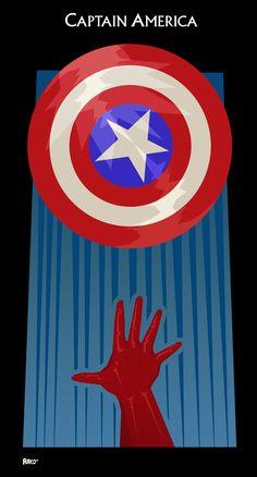Matt Ferguson Avengers Cap