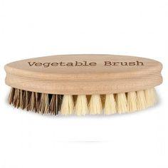 Redecker oval vegetable brush