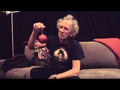 A Holiday Greeting from Keith Richards